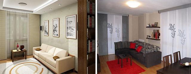Современные интерьеры, стилизованные под японскую классику