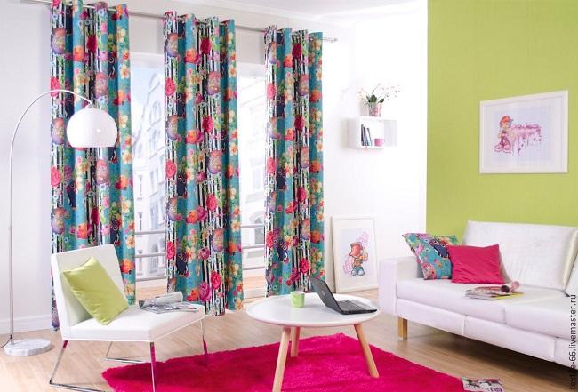 Шторы блэкаут для детской комнаты