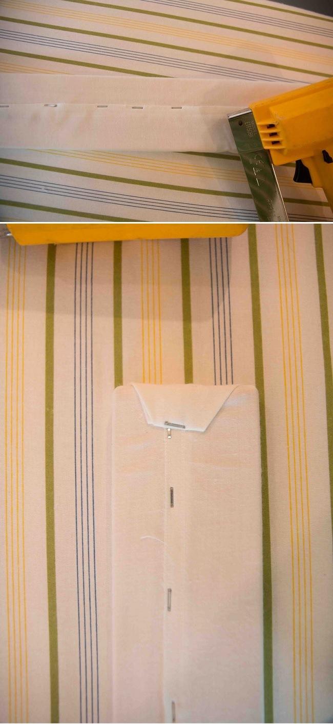 Мягкая римская штора изготовление шаг 6 фото 1