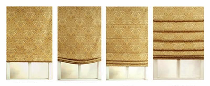 Raznovidnosti-rimskih-zanavesok Римские шторы – как устроены римские занавески и их разновидности