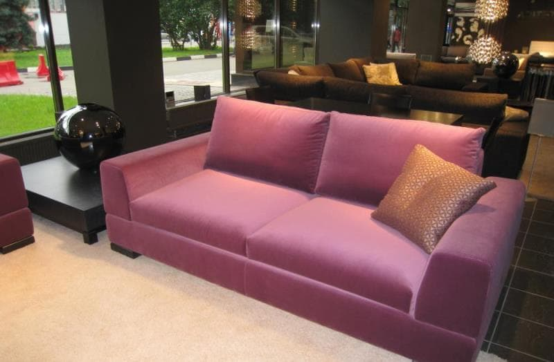 диван из софта