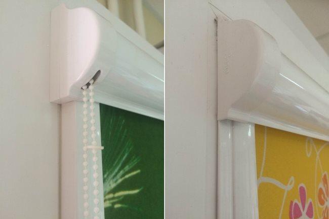 рулонные шторы uni 1 и 2