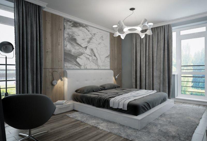 шторы из ткани софт в интерьере гостиничных номеров
