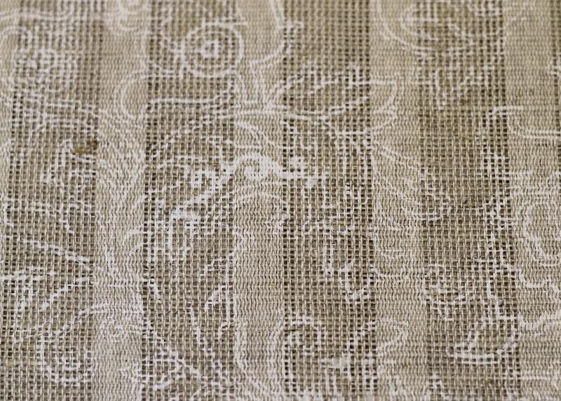 рисунок на ткани