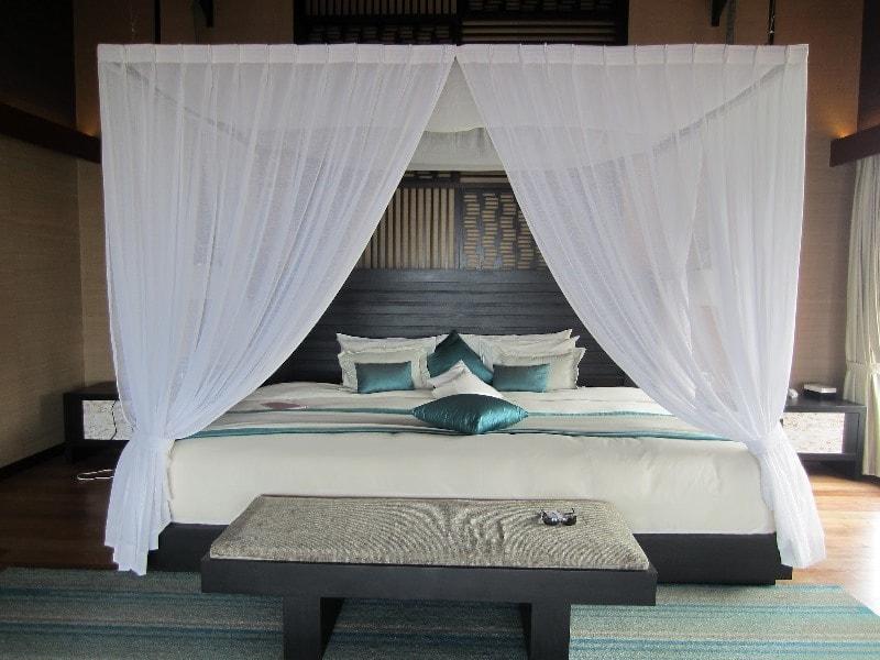 полог для кровати