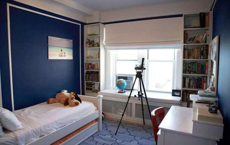 римская штора для детской комнаты