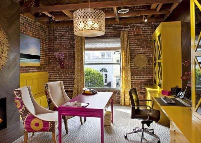 сочетание несочитаемого в дизайне квартиры