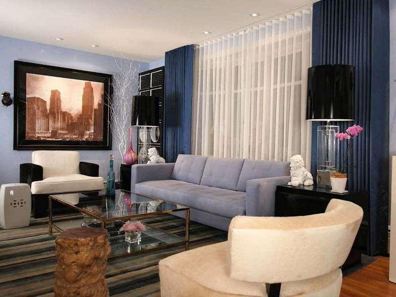 Тюль в зал и в гостиную – красивое, современное решение для любого стиля