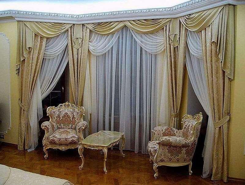 в дворцовом стиле