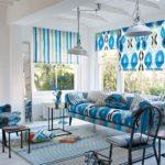 как выбрать рулонные шторы в гостиную