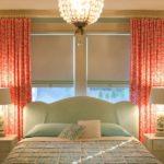 как выбрать рулонные шторы в спальню