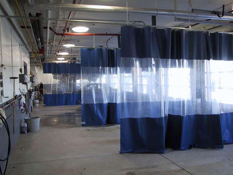 шторы для автомойки
