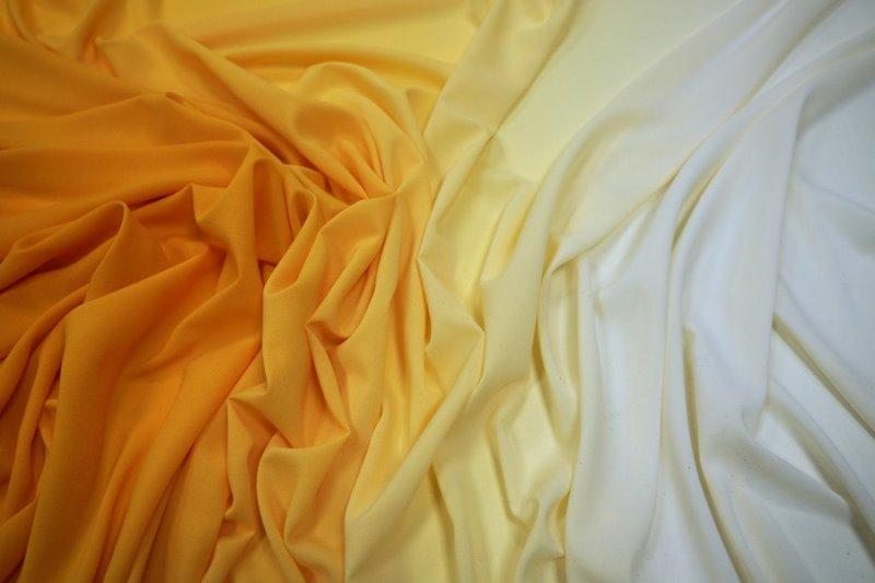 ткань с переходом цвета