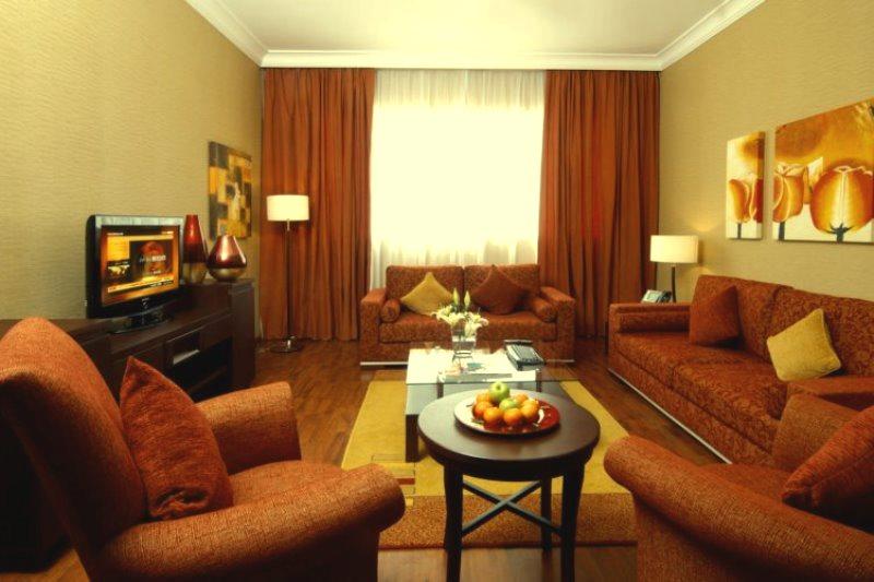 в интерьере современной гостиной