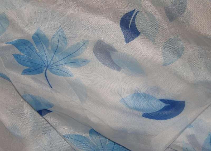 Капроновая ткань с набивным рисунком