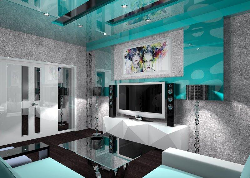 Декор и аксессуары для авангардного стиля